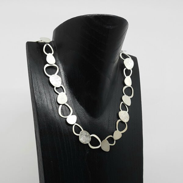 Tezer Silberkette