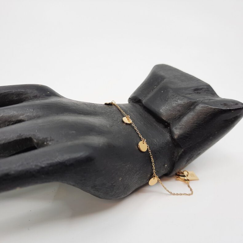 Armband Plättchen