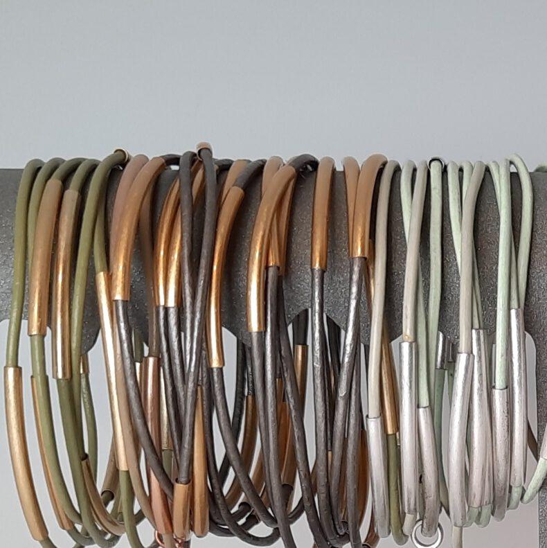Armbänder Sence Leder